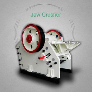 Hot Sale Stone Jaw Crusher for Hard Crushing pictures & photos