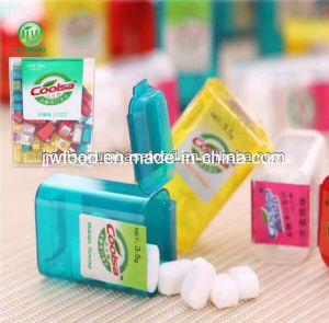Hot Saleing 3.5g Fruit Flavor Mini Tablet Candy pictures & photos