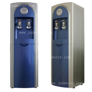 Botttled Type Hot and Cold Water Dispenser with Electronic Cooling pictures & photos