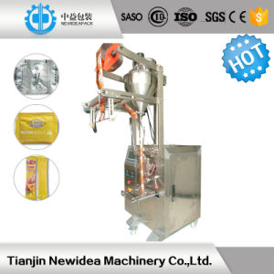 Economic Auto Pillow Sealing Powder Packaging Machinery (ND-F320) pictures & photos