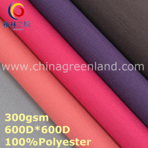 Oxford 600 D Polyester Plain Fabric Coated for Textile (GLLML309) pictures & photos