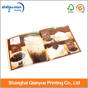 Customized Good Quality Menu Printing (QYZ395) pictures & photos