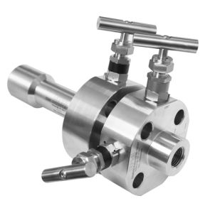 Stainless Steel Dbb Branch Outlet Monoflange Block and Bleed Valves pictures & photos