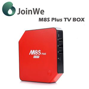 We Chip Amlogic S905 TV Box M8s Plus pictures & photos