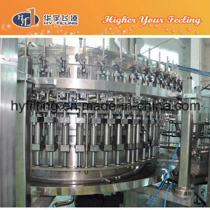 Pet Bottle Carbonated Soft Drinks Filling Machine pictures & photos