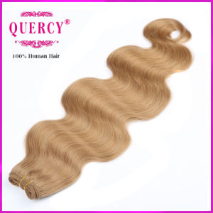 Blond Color Brazilian Virgin Hair Bundles, No Shedding, No Tangle, Top Quality, Cheap Prices pictures & photos