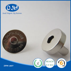 Reach Approved Sintered NdFeB Magnet for Bag pictures & photos