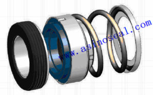 Rubber Bellow Mechanical Seal for Pump pictures & photos