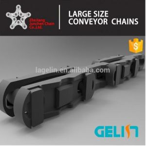 X458 OEM Manufacturing Made in China Detachable Drop Forged Overhead Chain pictures & photos