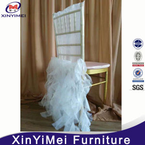 Wedding Event Chair Cover, Chair Cloth, Cover for Chair (XYM-020) pictures & photos