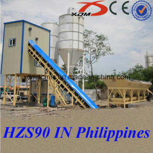 90m3/H Hzs90 Ready Mix Concrete Batching Plant