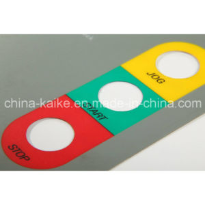 Home Appliance Application and Polyester Keypad Button Material 3m Membrane Switch pictures & photos