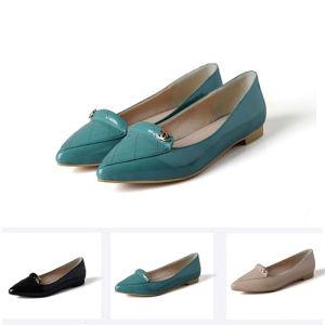 Sexy Lady Women Dress Flat Shoes