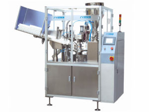 Automatic Tube Filling and Sealing Machine (TFS-305) pictures & photos