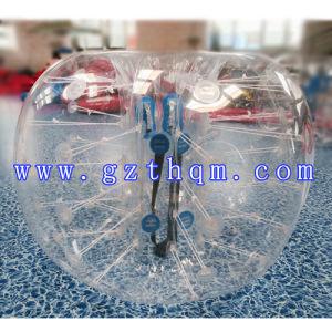 0.8mm PVC / TPU Adult Bumper Balls / Sports Football Inflatable Bumper Ball pictures & photos