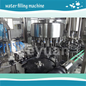 Automatic Juice Filling Machinery for Cans Pet Glass Bottle pictures & photos
