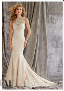 2016 Slim Mermaid Bridal Wedding Gowns Wd1352 pictures & photos
