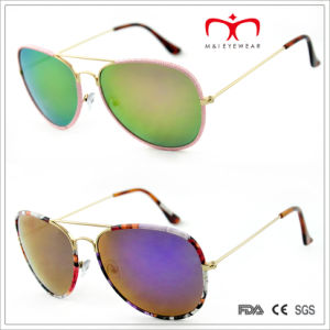 2015 Latest Fashion Style and Color Unisex Metal Sunglasses (MI206) pictures & photos