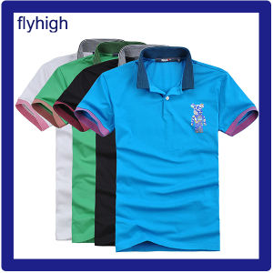 Factory Price Good Quality Big Size OEM Polo Shirt pictures & photos
