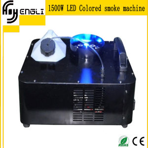 1500W Color Fog Smoke Machine for Stage (HL-307) pictures & photos