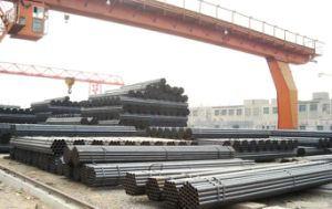 Black Annealed Steel Pipe for Machinery Industry pictures & photos