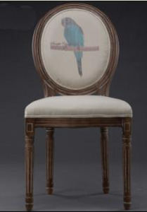 Chinese Antique Furniture High Back Chair pictures & photos