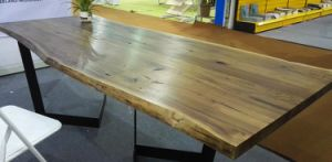 American Walnut Edge Glued Table Top for Dining Table pictures & photos