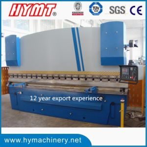WC67Y-100X4000 hydraulic press brake bending machine pictures & photos