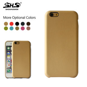 Premium Leather Cover Original Phone Case for iPhone 6
