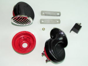 Motorcycle Parts Motorcycle Snail Horns 12V Universal pictures & photos