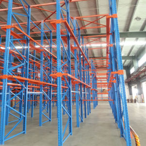Best Price Warehouse Steel Rack Drive in Rack pictures & photos