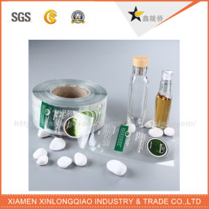 Good Sale Factory Price OEM adhesive Sticker for Bottle pictures & photos