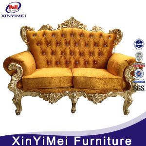 China Manufacturers Popular Good Quality Luxury Leather Sofa (XYM-010) pictures & photos