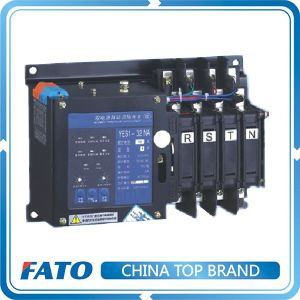 NA Series two section Automatic Transfer Switches