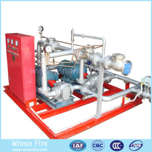 Foam Pump System/Fire Foam Skid/Balance Pressure Foam Proportioning Unit pictures & photos