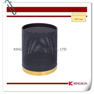 Round Wastebasket for Office Use pictures & photos