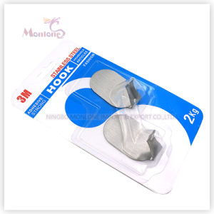 35g Hanging Hook, Stainless Steel Strongly Adhesive Hook (load: 2kgs) pictures & photos
