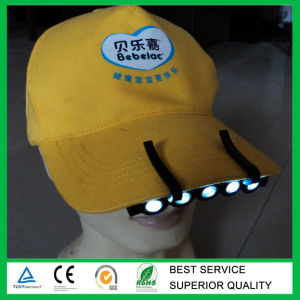 Custom Logo Printed Promotional LED Baseball Cap pictures & photos