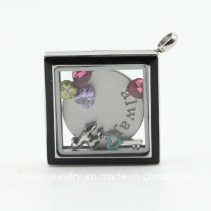 Beautiful Stainless Steel Jewelry Costume Locket Pendant pictures & photos