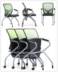 Best Price Stackable Folding Office Conference Meeting Chair (HF-01H26) pictures & photos