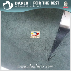 Suede Fabric Micro Synthetic Suede Fabric for Car Decoration/Upholstery pictures & photos