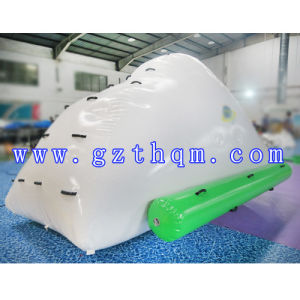 Inflatable Water Climbing Mountain for Water Sport Games 4mx2.8mx3m pictures & photos