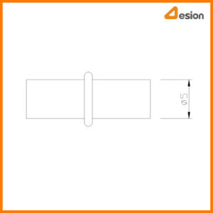 Two Side Head Steel Shelf Support for Cabinet pictures & photos