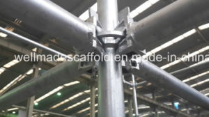 Construction Access Scaffolding Ringock System Pin Lock Scaffold pictures & photos
