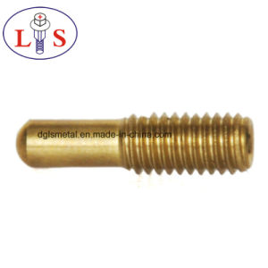 High Quality Cup Point Carbon Steel Hex Socket Set Screw pictures & photos