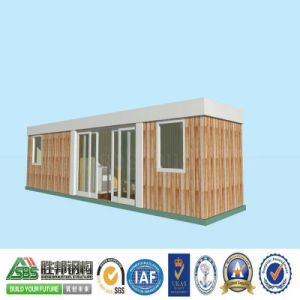 Prefab Mobile Steel Container Houses pictures & photos