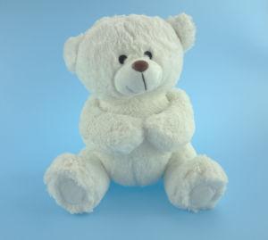 Beige Bear Plush Toy Bear pictures & photos