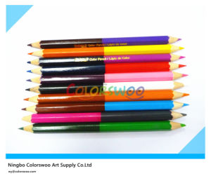 7′′ Jumbo Double Tip Color Pencil for Students and Kids pictures & photos