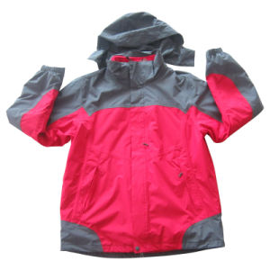 Adult Water and Wind Proof Sport Outwear (HS16013)