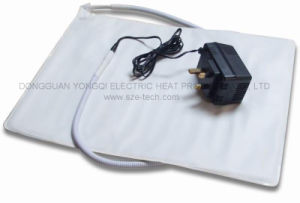 12V 30X40cm Pet Heating Pad with Fleece Cover pictures & photos